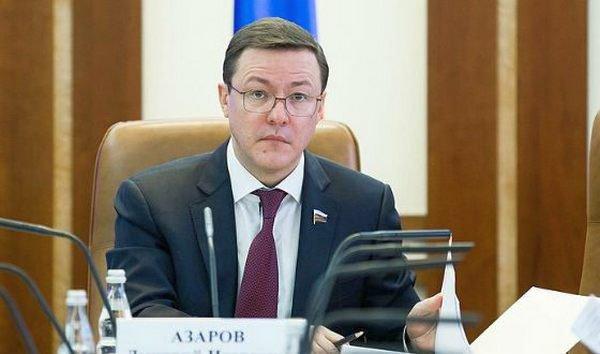 Дмитрий Азаров в Совете Федерации